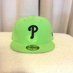 Men's Phillies Fitted Hat